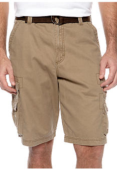 Lee Wyoming Bronze Cargo Shorts