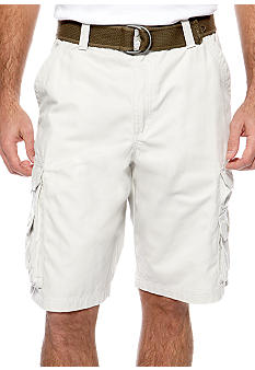 Lee Wyoming Cement Cargo Shorts