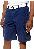 Lee® Wyoming Cobalt Cargo Shorts