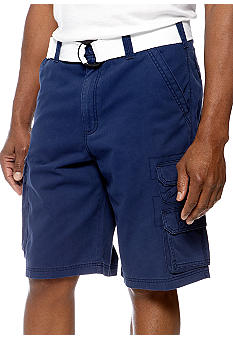 Lee Wyoming Cobalt Cargo Shorts