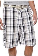Lee® Big & Tall Spartan Plaid Shorts