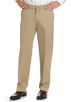 Lee Big & Tall Freedom Flat Front Pants