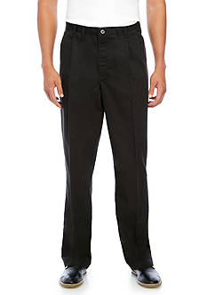 Lee Big & Tall Classic Fit Pleated Front Pants