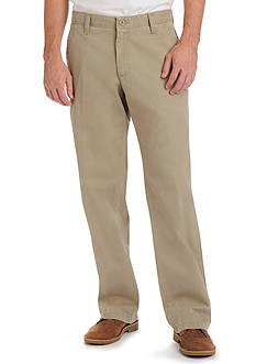 Lee Big & Tall Weekend Straight Chino Pants