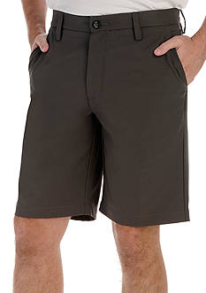 Lee Big & Tall Traveler Flat-Front Shorts