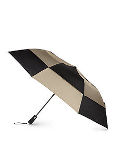 Totes Vented Canopy Auto Open Umbrella