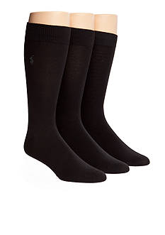 Polo Ralph Lauren Super Soft Socks - 3 Pack