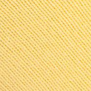Designer Socks for Men: Pastel Yellow Polo Ralph Lauren Classic Cotton Crew Socks - Single Pair