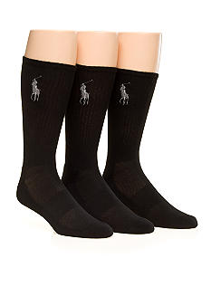 Polo Ralph Lauren Big Pony Technical Sport 3-Pack