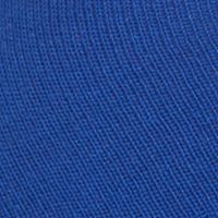 Mens Athletic Socks: Royal Blue Polo Ralph Lauren Athletic Double Stripe Quarter Length Socks - Single Pair