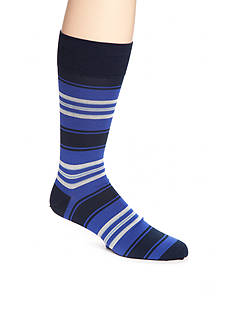 Polo Ralph Lauren Block Stripe Crew Socks - Single Pair