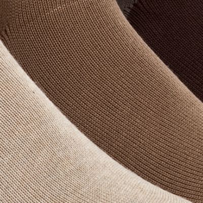 Guys Dress Socks: Khaki Asst Polo Ralph Lauren 3-Pack Soft Touch Assorted Socks