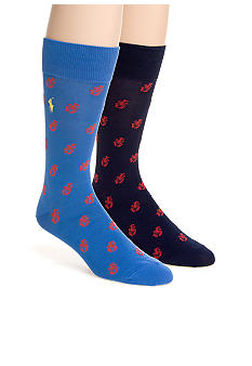 Polo Ralph Lauren Lobster Sock