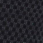 Designer Socks for Men: Black Polo Ralph Lauren Nailhead Slack Socks - Single Pair