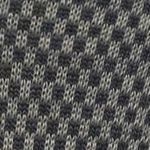 Designer Socks for Men: Charcoal Heather Polo Ralph Lauren Nailhead Slack Socks - Single Pair