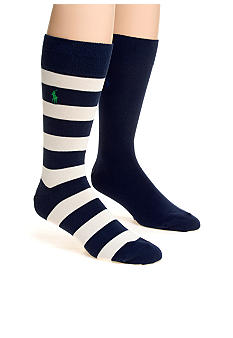 Polo Ralph Lauren 2-Pack Rugby Socks