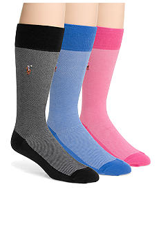 Polo Ralph Lauren 2-Pack Fashion Slack Socks
