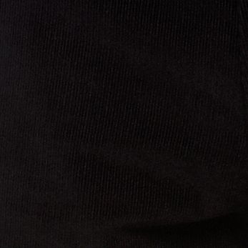 Men: Classic Sale: Black Haggar Flat Front Corduroy Pants