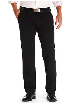 Haggar Life Khaki Slim Straight Fit Pants