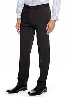 Haggar® Slim Fit Work to Weekend™ Flat Front Pants