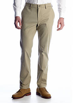 Haggar® Performance Straight Fit Flat Front Wrinkle-Free Pants