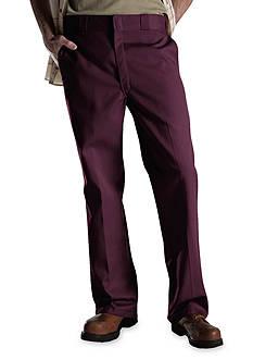 Dickies Classic Fit Original 874® Work Flat Front Non-Iron Pants