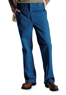 Dickies® Big & Tall Classic-Fit Original 874 Work Flat-Front Non-Iron Pants