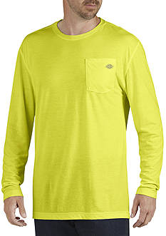 Dickies Long Sleeve Dri Release Performance Tee