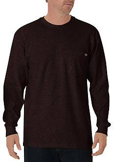 Dickies Long Sleeve Heavyweight Crew Neck T-Shirt