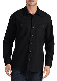 Dickies Long Sleeve Chamois Shirt