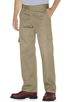 Dickies Relaxed-Fit Straight Leg Cargo Work Pants