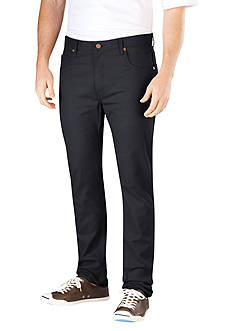 Dickies Slim-Fit Skinny Leg 5-Pocket Pants