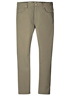 Dickies Slim-Fit 5-Pocket Flat-Front Wrinkle-Free Pants