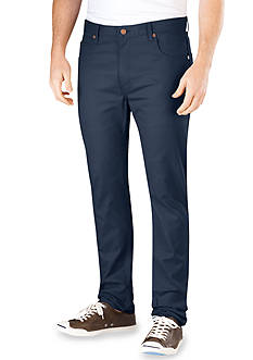 Dickies Slim Skinny-Fit 5-Pocket Pants
