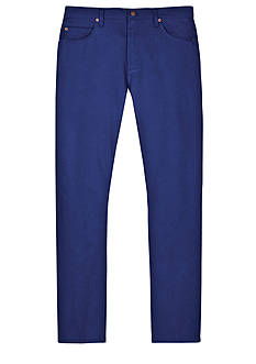 Dickies Slim-Fit Flat-Front Wrinkle-Resistant Pants