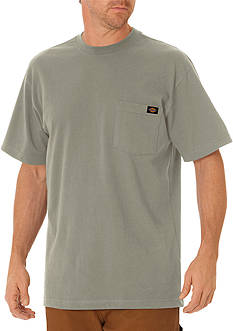 Dickies Short Sleeve Heavyweight Crew Neck T-Shirt