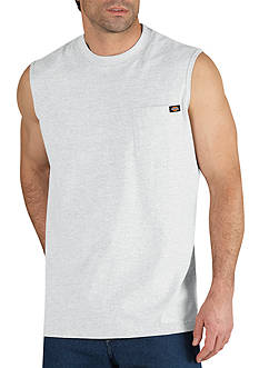 Dickies Sleeveless Pocket T-shirt