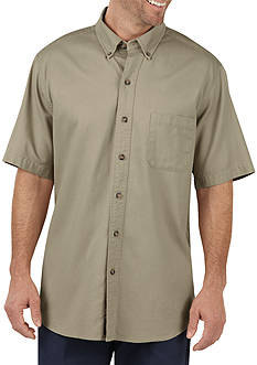 Dickies Short Sleeve Twill Performance Shirt