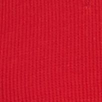 Mens Crew Neck Sweaters: Rapid Red Red Camel Thermal Solid Shirt