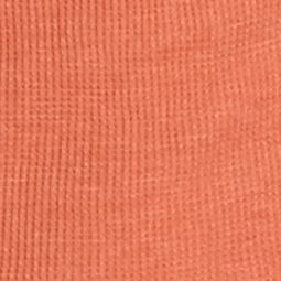 Men's Red Camel®: Orange Heather Red Camel Henley Thermal Shirt