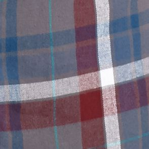 Men: Casual Shirts Sale: Slate Navy Red Camel Flannel Shirt