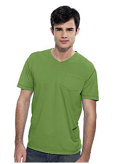 Red Camel® V-Neck Pocket Tee
