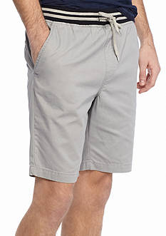 Red Camel Pull-On Shorts