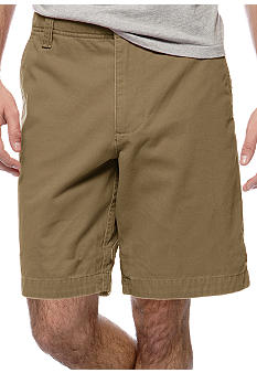 Red Camel Flat Front Shorts