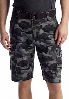 Red Camel® Basic Camo Cargo Short