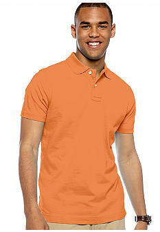 Red Camel Solid Polo Knit