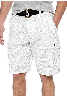 Red Camel Tribal Cargo Short