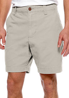 Red Camel® Flat Front Shorter Inseam Shorts