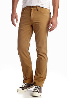 Red Camel® Classic Fit Flat Front Pants