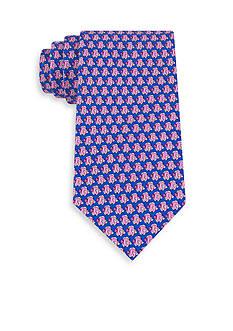 Tommy Hilfiger Fish Print Tie